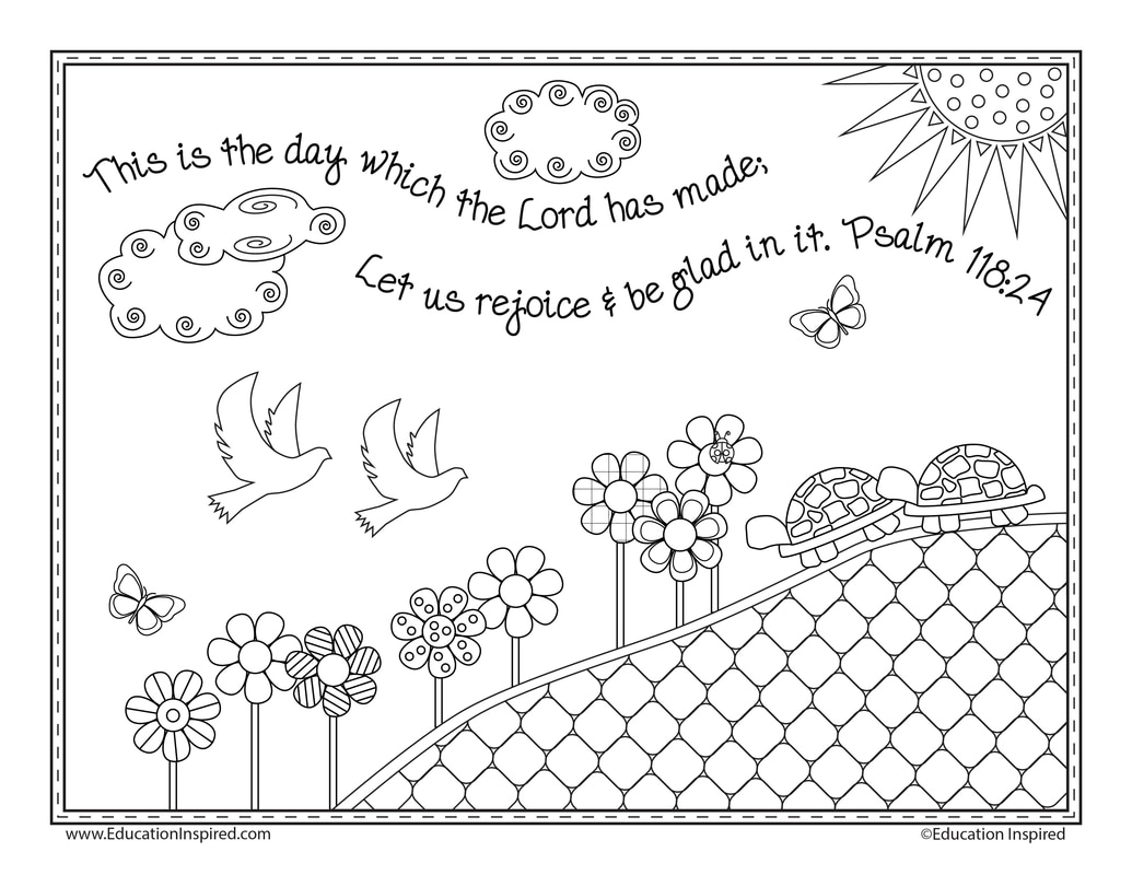 coloring pages education inspired